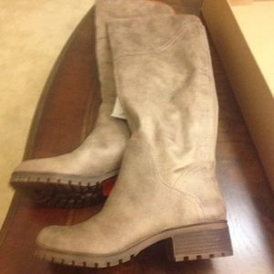 Lucky Brand Harleen Brindle Boots